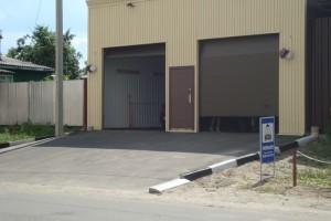 Автомоечный комплекс(повышенная влажность), отопление СТЕП