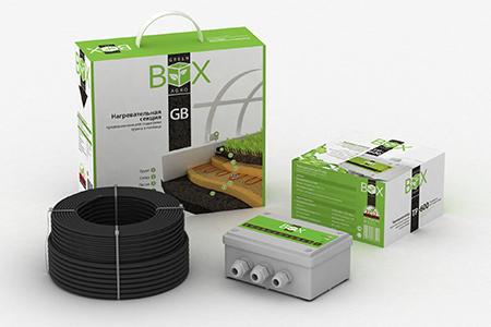 """Комплект """"GREEN BOX AGRO"""" 14GBA-200"""