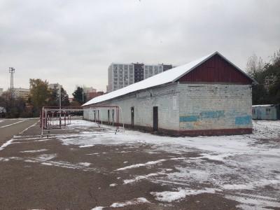 Спортивный комплекс. г. Томск.